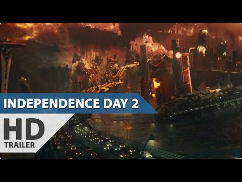Independence Day 2 Resurgence  2 2016 Super Bowl Spot Roland Emmerich Movie HD
