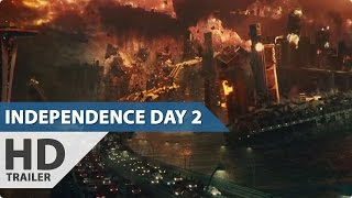 Independence Day 2 Resurgence Trailer 2 (2016) Super Bowl Spot Roland Emmerich Movie HD