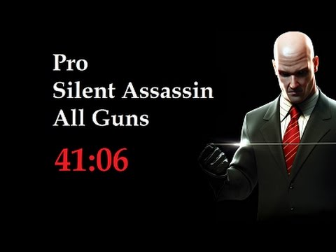 Hitman Blood Money - PRO/SA/All Guns speedrun in 41:06
