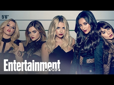 Pretty Little Liars: Marlene King Reveals Series Finale Title | News Flash | Entertainment Weekly