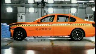 Nuova BMW Serie 7 - Crash test