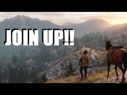 Red Dead Redemption 2 Online Ranking Up the Hobo Gang and More LIVE! thumbnail