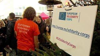 EU launches new volunteer scheme
