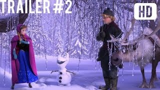 Frozen Offizieller Trailer #2 Full-HD-Cartoon Teaser Exklusiv 2014