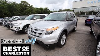 2014 Ford Explorer XLT Review & For Sale Condition Report @ Ravenel Ford   May 2018