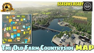 FS19 | The Old Farm Countryside MAP - review