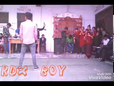 Nepali hip hop dance#Crew of RDX by RDX BOY