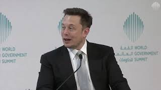 """Elon Musk says Universal Basic Income is """"going to be necessary """""""
