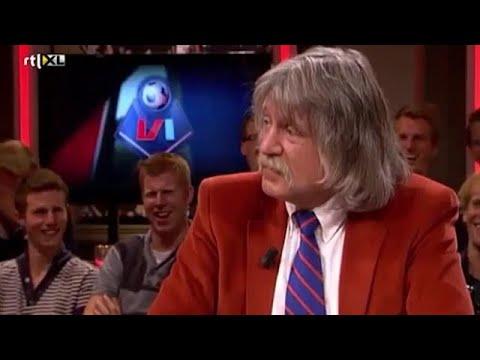 CLASSIC: Johan houdt niet van mosselen! - VOETBAL INSIDE