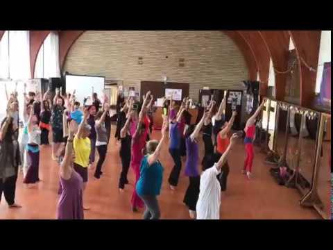 2017 02 Nia open Class in Johannesburg (Brown Belt) Part II