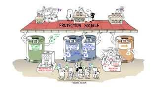 Dessine-moi l'éco : la protection sociale thumbnail