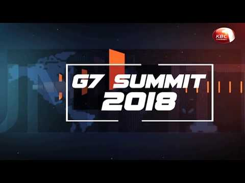 President Kenyatta to attend the G7 Summit in Quebec, Canada