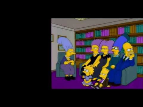 Simpsons Mysteries - Father Bouvier