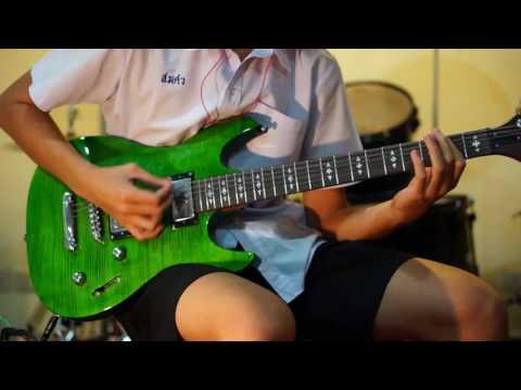เล่นของสูงBigass guitar cover by TarmmyDrum