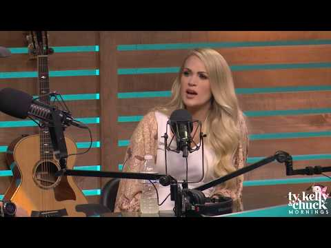 Carrie Underwood Makes Chuck Wicks Question His Friendship with Brad Paisley