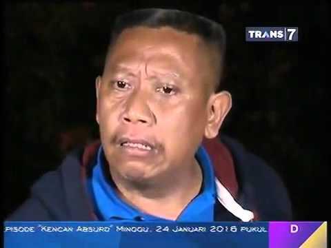 Mister Tukul Jalan Jalan 23 Januari 2016 -  Rintihan Kuntilanak Cidayu Singkawang