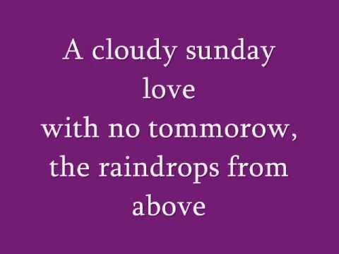 Despina Vandi feat. Schiller - Sunday - Lyrics