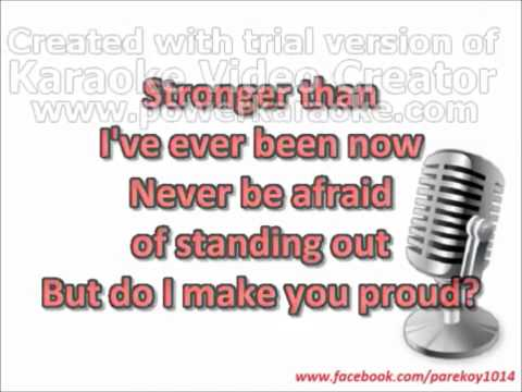 Do I make you proud by Taylor Hicks Cover