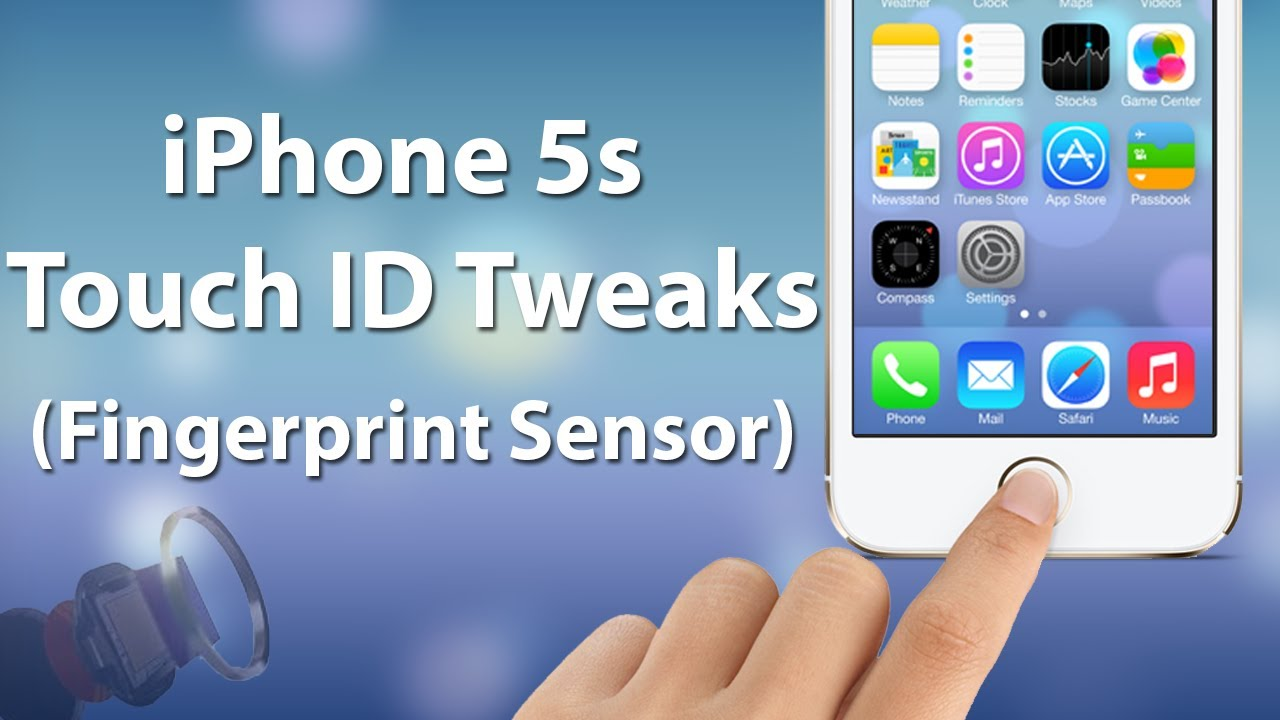 iphone 5s fingerprint iphone 5s touch id tweaks ios 7 fingerprint sensor 11196