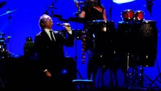 Concierto de Julio Iglesias en el Gran Casino de Aranjuez