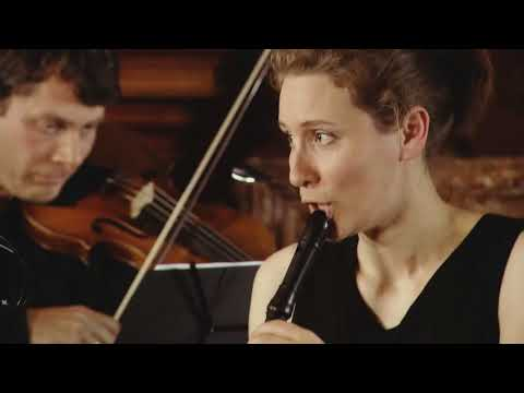 Anna Fusek and Ensemble Kavka: Italian Bach - whole concert