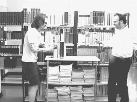 Bibliothekar Film
