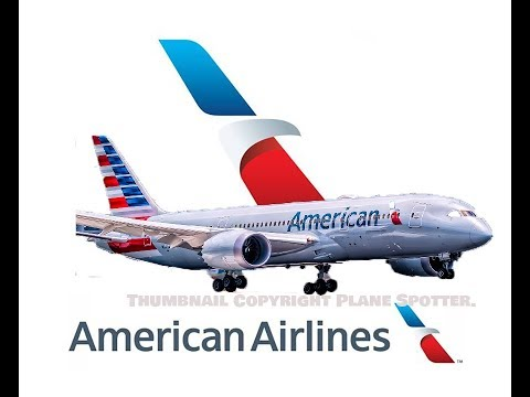 American Airlines Fleet Size 2018