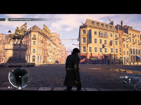 ASMR | Taking a stroll in Victorian London [AC Syndicate]