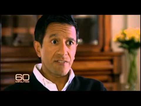 Dr. Sanjay Gupta: Interviews Cheney (60 Minutes)
