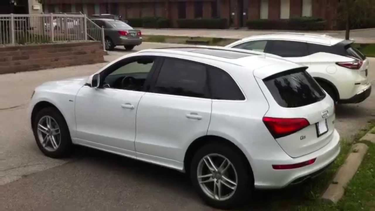 2014 audi q5 quattro tfsi startup engine in depth tour youtube. Black Bedroom Furniture Sets. Home Design Ideas