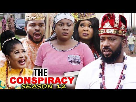 Download THE CONSPIRACY SEASON 12(Trending New Movie)Fredrick Leonard & Uju Okoli) 2021  Nigerian Movie 720p