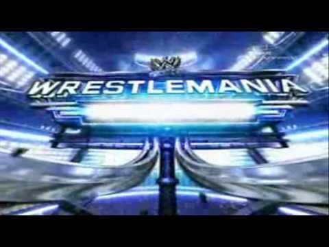 WWE Wrestlemania 23 Opening