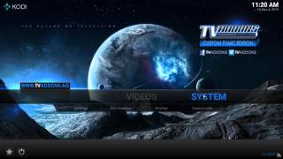 KODI setup including addons, fusion, xfinity, super, repo, metalkettle  Check New links Description