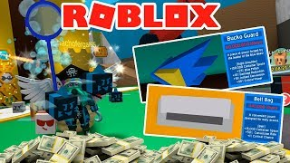 -NEW UPDATE WITH BELTS AND SHOULDER STRAPS LEGENDARY 😱 - ROBLOX BEE SWARM SIMULATOR 🐝