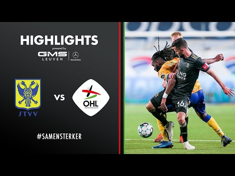 St. Truiden OH Leuven Goals And Highlights