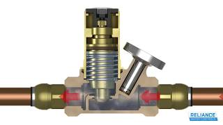 What is a Thermostatic Balancing Valve? - Zoning In - Reliance UK