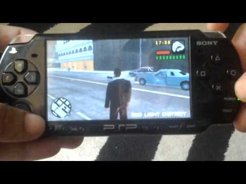 VIDEO: PS VITA GTA Grand Theft Auto Gameplay Vice City ...