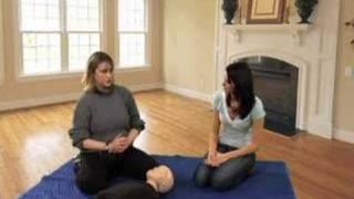 Toddler CPR - Choking Part 2