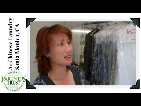 Los Angeles Lifestyle: A1 Chinese Laundry, Santa Monica   LA Household Services   Partners Trust