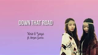 Gambar cover Virie & Zaza - Down That Road ft. Temjen Jamir  (LYRIC VIDEO)