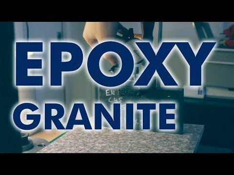 Epoxy Granite / Epoxy Quart Mixes & Tests - Part 2