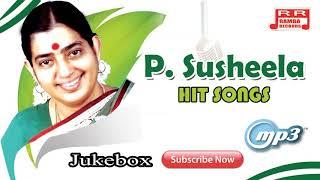 Best of P Susheela Songs Jukebox | Top 10 Hits Collection