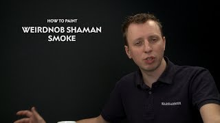 WHTV Tip of the Day - Weirdnob Shaman Smoke.