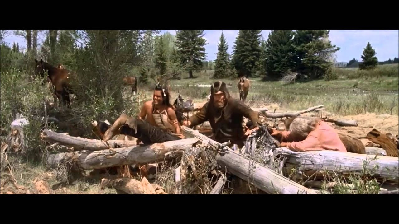 Mountain Men on the North Branch of the Old Spanish Trail