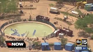 Talking Stick Resort hopes to reopen next weekend