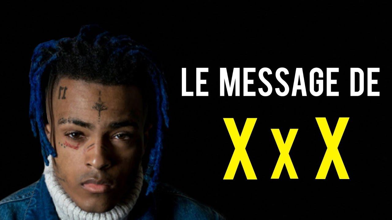 Le message de motivation de XXXTENTACION traduit en français