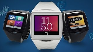 The Qualcomm Smart Watch | CES 2014