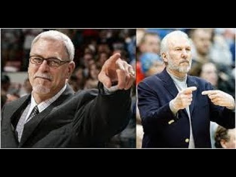 PHIL JACKSON IS A BETTER COACH THAN GREGG POPOVICH!