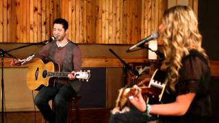 "Savannah Outen & Boyce Avenue singing ""Need You Now"" by Lady Antebellum"