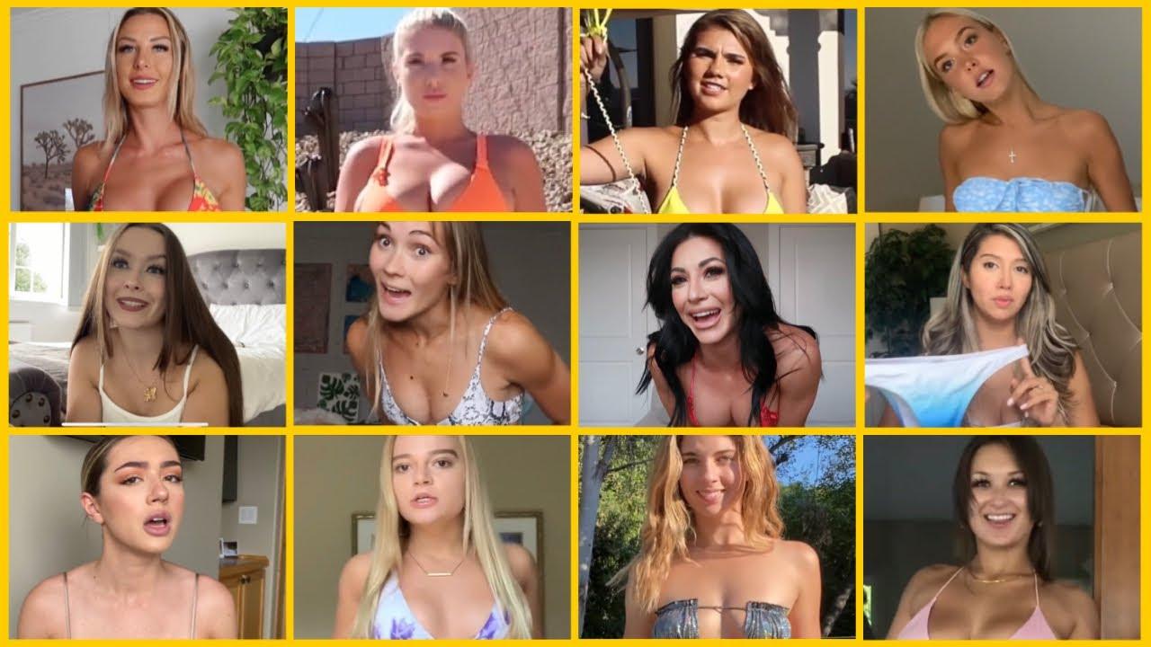 Bikini Try On Haul   Best Bikinis August 2020
